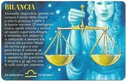 San Marino - Bilancia Libra Zodiac - 5.000L, 30.000ex, 08.1997, Mint - San Marino