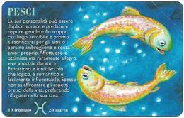 San Marino - Pesci Pisces Zodiac - 10.000L, 25.000ex, 08.1997, Mint - San Marino