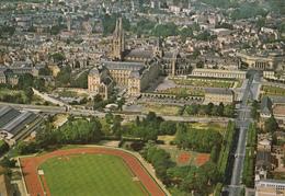 CAEN : Vue Aérienne N°1  Années 70 - Caen