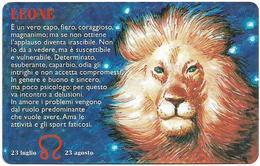 San Marino - Leone Leon Zodiac - 3.000L, 40.000ex, 03.1998, Mint - San Marino
