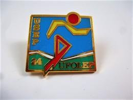 PINS ATHLETISME USEP 24 UROLEP  / 33NAT - Athlétisme