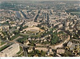 CAEN : Vue Aérienne N°5  Années 70 - Caen