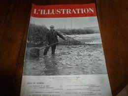 1941 L'ILLUSTRATION :Col De La Forele;Château De Villandry;Relations FRANCE-SIAM Dans L'histoire ; Les Dombes; Etc - Journaux - Quotidiens