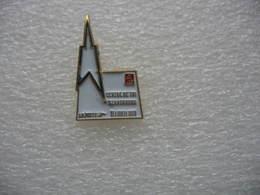 Pin's Du Centre De Tri De La Poste à Strasbourg - Mail Services