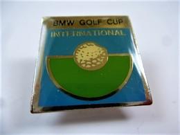 PINS   BMW GOLF CUP INTERNATIONAL / 33NAT - Golf