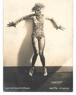 3080a: AK Katta Sterna- Dt. Schauspielerin Und Tänzerin, Gelaufen Salzburg 1927 - Berühmt Frauen