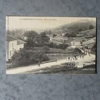 CPA-52-FLAMMERECOURT-Route De Leschères - Autres Communes