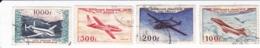 FRANCE POSTE AERIENNE  N° 30/33 - 1927-1959 Usati