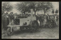 Exposition Automobile Agricole De Bourges Tracteur A Essence Pilter - Bourges