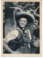 3080b: AK Tiroler Tracht, Gest. 02.3.49 Seefeld In Tirol, Tlw. Faltig - Costumes