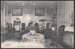 CPA 76 -  DIEPPE, Villa Belle Vue, Salon - Dieppe