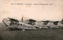(109)  CPA   Breguet Azur  Le Bourget Aeroport  (bon état) - 1946-....: Ere Moderne