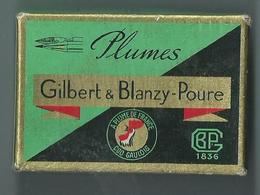 PLUMES PRNCESSE - 144 Plumes -Non Ouverte Gilbert Et Blanzy Poure - Plumes