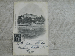 CHATEL SUR MOSELLE       VUE D'UNE PARTIE DU SEMINAIRE - Chatel Sur Moselle