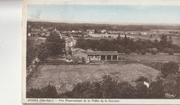ONDES  Vue Panoramique De La Vallée De La Garonne - Altri Comuni