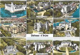 Châteaux D'ANJOU - Francia