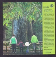 43.- SPAIN 2018  Flora. Historical Tree  Grandpa  - EUCALYPTUS - 1931-Hoy: 2ª República - ... Juan Carlos I