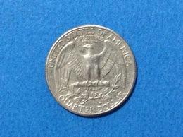 UNITED STATES OF AMERICA USA QUARTER DOLLAR 1983 D WASHINGTON - 1932-1998: Washington