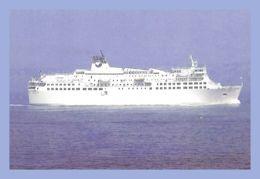 CPM - Bateau - Paquebot Transbordeur 'Corse' - Dampfer