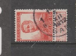 COB 111 Oblitération Centrale GENT 1B - 1912 Pellens