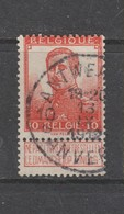 COB 111 Oblitération Centrale ANTWERPEN 10G - 1912 Pellens
