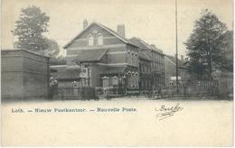 LOTH - LOT : Nieuw Postkantoor - Nouvelle Poste - Cachet De La Poste 1903 - Beersel