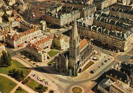 CAEN : Vue Aérienne N°18  Années 70 - Caen