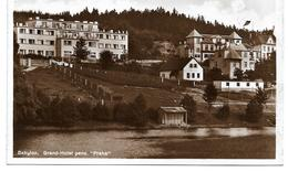 "3080l: AK Babylon Grad Hotel Pens. ""Praha"" - Tschechische Republik"