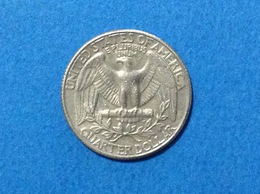 UNITED STATES OF AMERICA USA QUARTER DOLLAR 1988 D WASHINGTON - 1932-1998: Washington