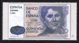 49.- SPAIN 2018 Numismatics. Banknote - 1931-Hoy: 2ª República - ... Juan Carlos I