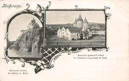 CPA - La Cathédrale Arménienne De Vank - Le Château De Méteh - Iran