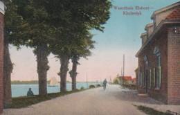 2606247Kinderdijk, Waardhuis Elshout. (minuscule Vouwen In De Hoeken) - Kinderdijk