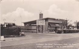 2606      253         Sassenheim, Koffietent ,,De Uiver'' Gebr. Van Zoen. Groot Parkeerterrein – Dag En Nacht Geopend - Sassenheim