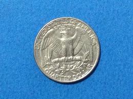UNITED STATES OF AMERICA USA QUARTER DOLLAR 1985 P WASHINGTON - 1932-1998: Washington