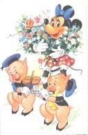 Micky Mouse (Walt Disney) - Stripverhalen