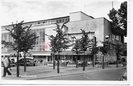 1 CPA Heerlen Raadhuisplein 1957 Bondsrestaurant Café Concert - Heerlen