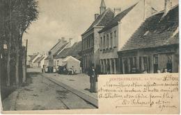 OOSTDUINKERKE : Le Village - Cachet De La Poste 1902 - Oostduinkerke