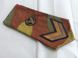 Pendente Da Spallina A.M. Sergente V.A.M. Originale Anni '70/80 - Forze Aeree