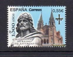 28.- SPAIN 2018 1300th Anniversary Kingdom Of Asturias - 1931-Hoy: 2ª República - ... Juan Carlos I