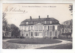 SP - 62 - AUXI LE CHATEAU - Chateau De Beauvoir - - Frankrijk