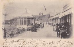 GRANVILLE - MANCHE - (50) -  CPA PRÉCURSEUR BIEN ANIMÉE DE 1902 - Granville