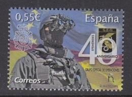21.- SPAIN 2018 POLICE 40 ANNIVERSARY SPECIAL OPERATIONS GROUP - 1931-Hoy: 2ª República - ... Juan Carlos I