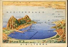 45522 Italia,franchigia Posta Militare Nr.86  1942 Per Padova, Stretto Di Gibilterra,Mediterraneo,africa, Gibraltar - 1900-44 Vittorio Emanuele III