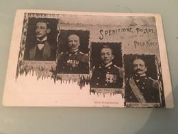 Ancienne Carte Postale - Expedition Polaire Del Duca Degli Abruzzi Al Polo Nord - Historia