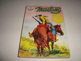 Mustang Reliure N°67 (n°200-201-202) - Mustang