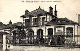> [89] Yonne >NEUILLY  / MAIRIE  /ECOLE - Other Municipalities