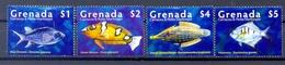 GRENADA (FAU 304) - Fische