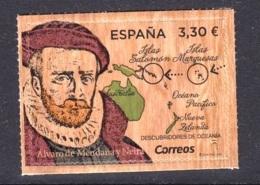 1.- SPAIN 2018 Discoverers Of Oceania. Alvaro De Mendaña And Neira - 1931-Hoy: 2ª República - ... Juan Carlos I