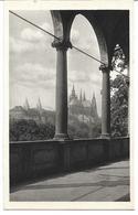 3080s: AK Um 1930, Belvedere - Tschechische Republik