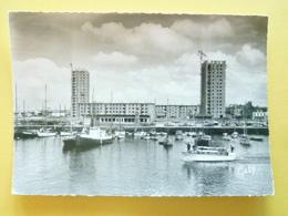 V10--C-50-manche-cherbourg-le Port Des Yachts- Nouveaux Immeubles-photo Veritable- - Cherbourg